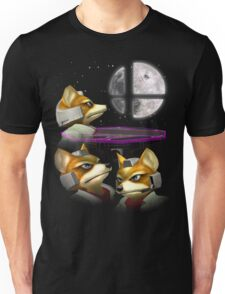 20XX: Three Fox Moon Unisex T-Shirt