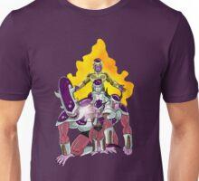 The Evolution of Frieza Unisex T-Shirt