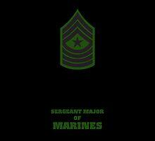 USMC E9 SgtMaj BG by Sinubis