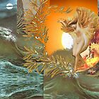 Ocean Sun Goddess by Jamila Tazewell
