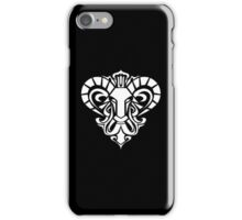 Aries White iPhone case iPhone Case/Skin