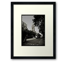 City Church  Framed Print