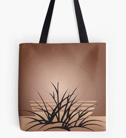 Art Deco Sand Dune Tote Bag