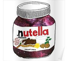 GALAXY NUTELLA Poster
