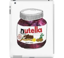GALAXY NUTELLA iPad Case/Skin