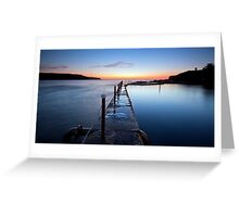 Malabar Dawn Greeting Card