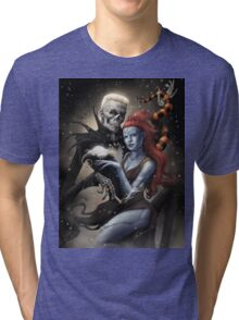 Nightmare Before Antwoord Tri-blend T-Shirt