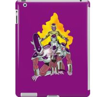 The Evolution of Frieza iPad Case/Skin
