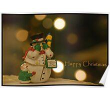 No peeking till Christmas Poster