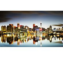 The Luminous City Photographic Print