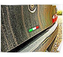 'Italian at Heart' Poster