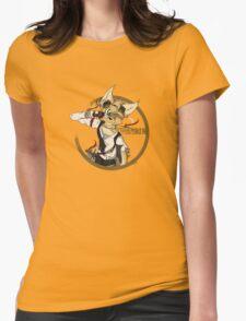 Warren Salutes Tee Womens Fitted T-Shirt