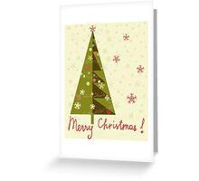merry xmas! Greeting Card
