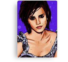 Emma Watson  Canvas Print