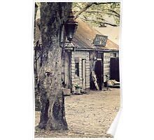 Australian Pioneer Village - Vintage Street Lamp Poster