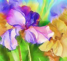 Voices Of Spring by Romanovna Fine Art Prints