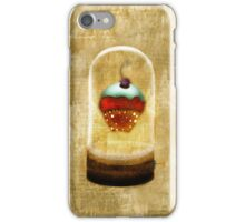 Cupcake music crystal iPhone Cases iPhone Case/Skin