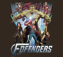 FOFOP - Fofengers (t-shirts and hoodies) Womens Fitted T-Shirt