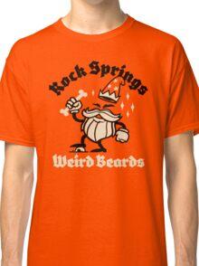 weird beards Classic T-Shirt