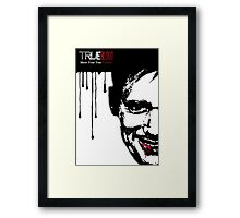 True Blood  Framed Print