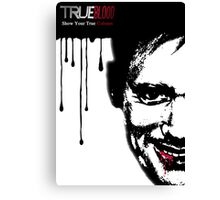 True Blood  Canvas Print