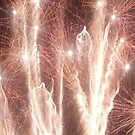 The Beauty Of Fireworks by Rebecca Kingston