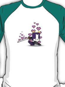 Purpley Knightey T-Shirt