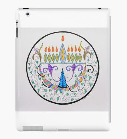 Hanukkah Menorah/1 iPad Case/Skin