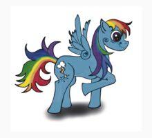 Rainbow zap Kids Tee