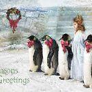 Seasons Greetings by Trudi's Images