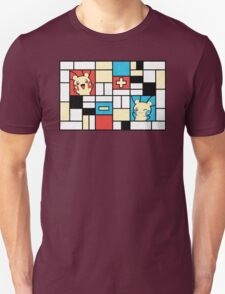 Composition with Positives and Negatives T-Shirt