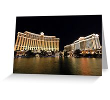 One Night In Sin City - 5 ©  Greeting Card