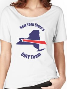 New York States ONLY team Women's Relaxed Fit T-Shirt