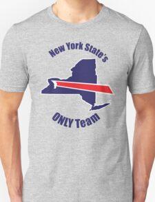 New York States ONLY team Unisex T-Shirt