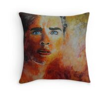 Attention, featured on Just Fun, in painters universe Throw Pillow