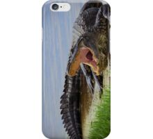 Alligator in Florida  iPhone Case/Skin