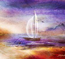 Drift in a Calm Bay by Stefano Popovski
