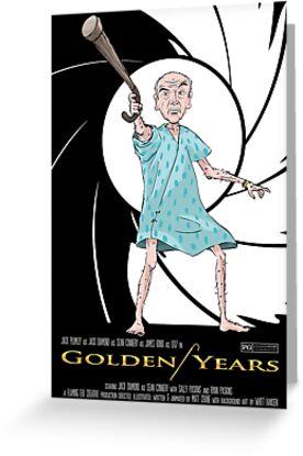 Golden Years - A James Bond Parody by gavacho13