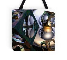 On The Voyage to Babylon Tote Bag