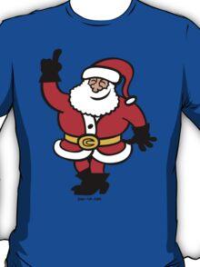 Santa Claus Celebrating T-Shirt