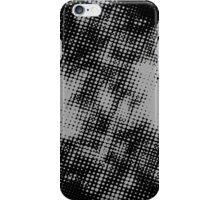 Grunge Halftone iPhone Case iPhone Case/Skin