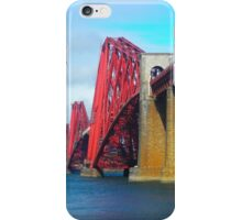 Queensferry ~ Forth Rail Bridge iPhone Case/Skin