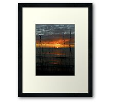 Farewell To The Day ~ Part Sixteen Framed Print