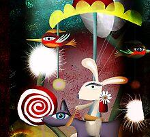 Merry go round by Ruth Fitta-Schulz