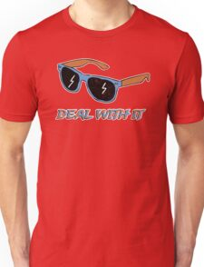Deal With It - Shades Unisex T-Shirt