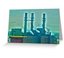 Industry Greeting Card