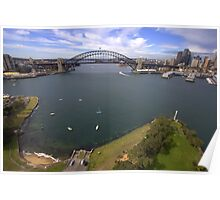 McMahons Point, Sydney Poster