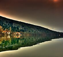 mirror mountain by Tania Koleska