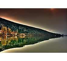 mirror mountain Photographic Print