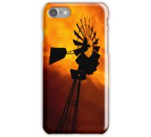 Gone With The Windmill IPhone Case iPhone Case/Skin
